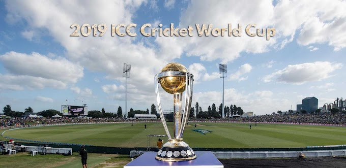Cricket World Cup Points Table 2019 Teams Fixtures Scorecard