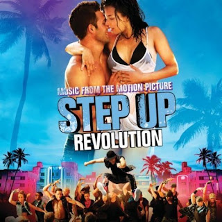Step Up 4 Revolution Sång- Step Up 4 Revolution Musik - Step Up 4 Revolution Soundtrack - Step Up 4 Revolution Film musik