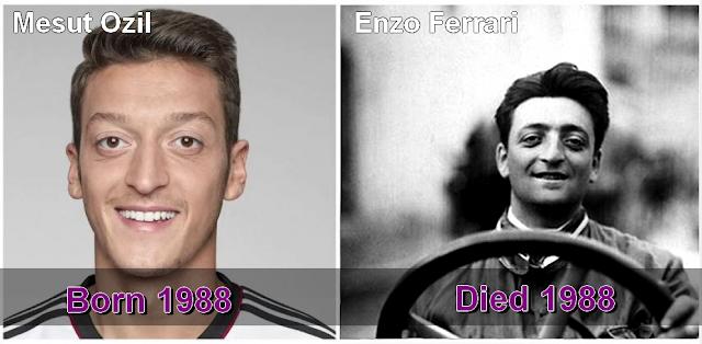 Ozil Ferrari