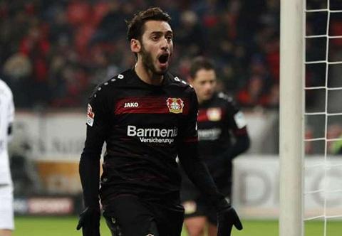 Hakan Calhanoglu đã nhận 1 khoản tiền đi đêm để gia nhập đội bóng Trabzonspor vào năm 2011.
