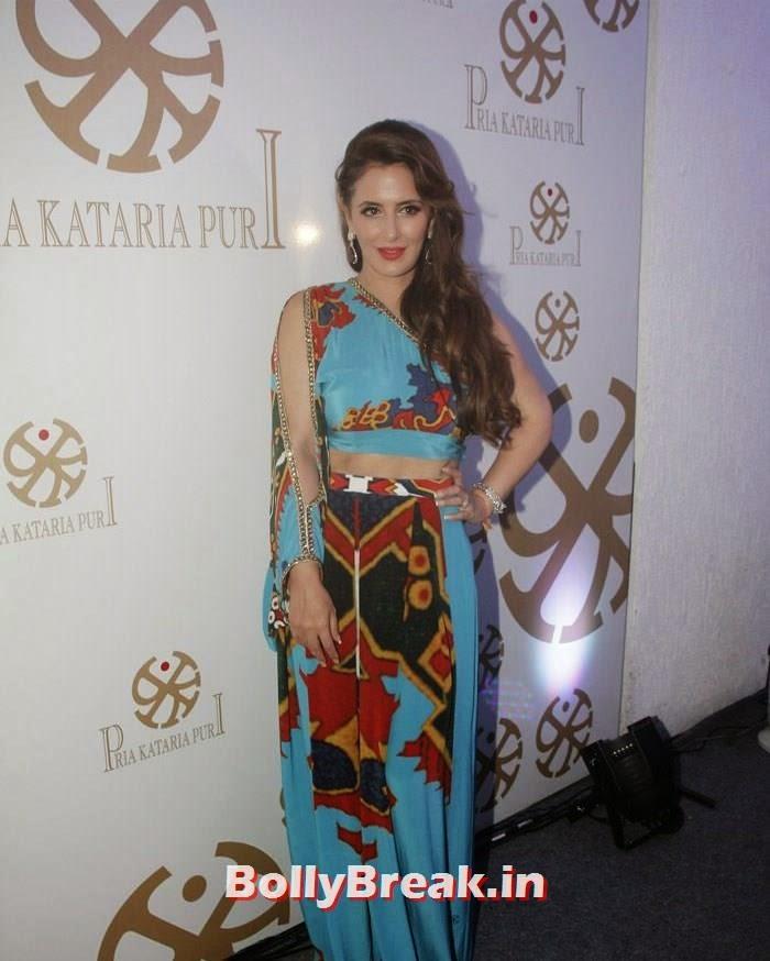 Pria Kataria Puri, Pria Kataria Puri New Store Launch Pics