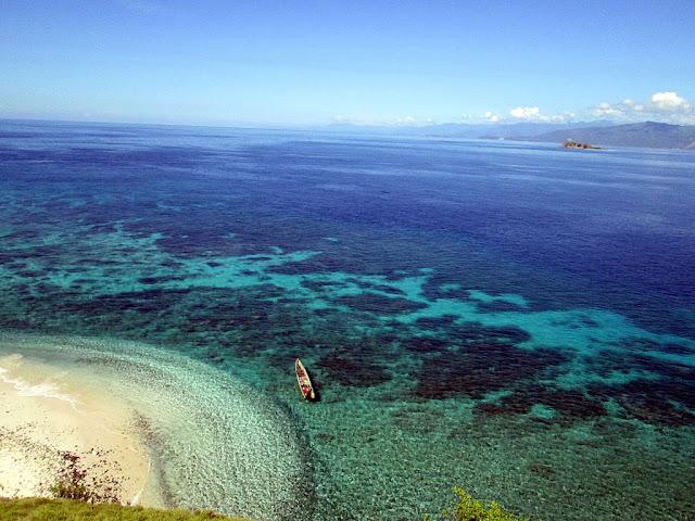 Pulau Tumbak, Nirwana Pulau Kecil Di Timur Indonesia