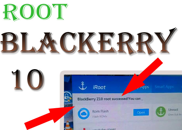 How To ROOT BLACKBERRY Z10 CLON IROOT - IMMA_NIKE ANDROID FOR TECH