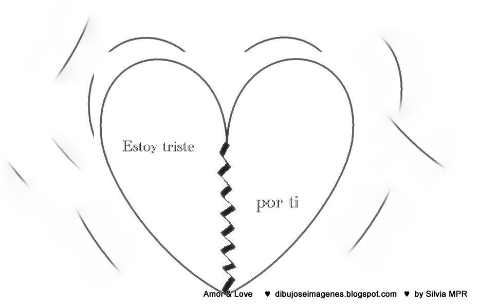 Imagenes Tristes De Amor Para Dibujar A Lapiz