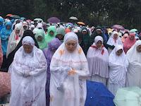 Curhat Mengharukan dan Tangis Putri Soeharto usai Mengikuti Aksi Damai 212
