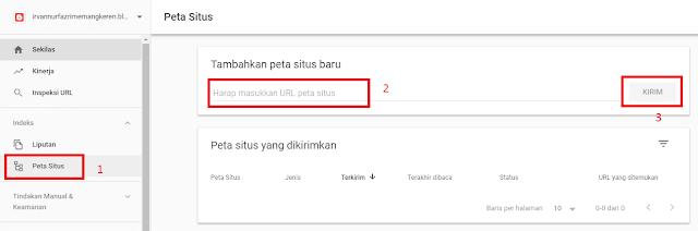 Cara Mendaftarkan Blog atau Website ke Google Webmaster Tool 4