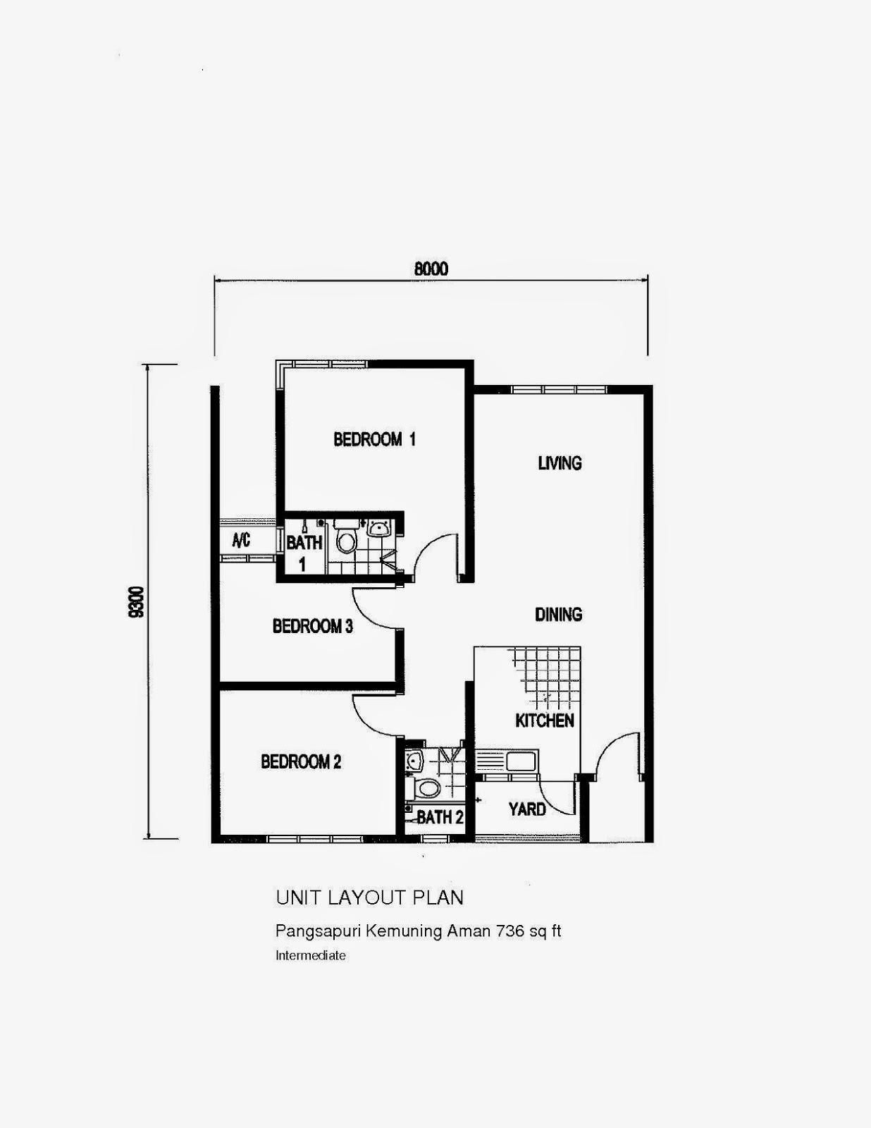 Ejen Hartanah Bumiputra ~ Rumah Untuk Dijual: Pangsapuri