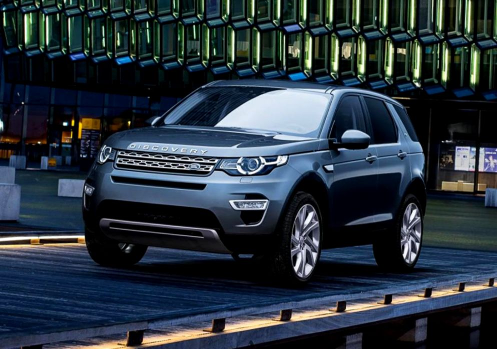 Land Rover Discovery Sport Photos and Specs Photo Land Rover
