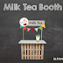 Milk Tea Booth for Parties | A-Rest-Tea Place
