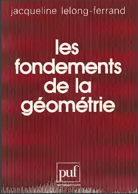 Télécharger Livre Gratuit Les fondements de la géométrie pdf