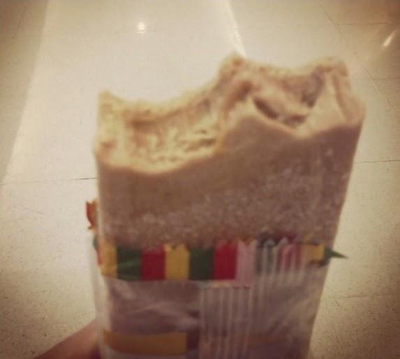paleta de doce de leite
