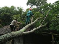 Angin Kencang, Longsor dan Banjir Landa Sleman