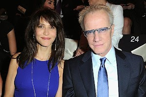 Sophie Marceau and Christopher Lambert parted
