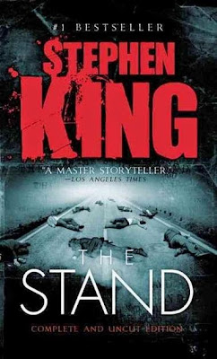 The Stand by Stephen King - Book cover