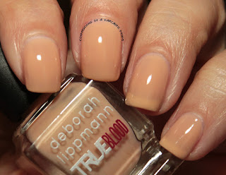 Deborah Lippmann's True Blood-inspired polishes - New Flesh