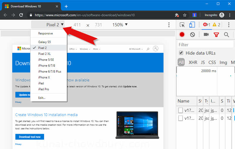 Download Windows 10 May 2019 Update ISO image for offline