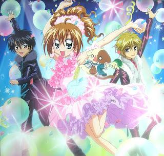 Kirarin Revolution Kilari Anime Ita
