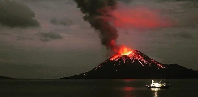 Aktivitas Anak Krakatau Masih Bisa Picu Tsunami