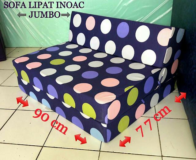 Sofa lipat inoac Jumbo