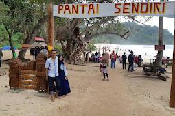 12 Foto Keindahan Pantai Sendiki Kabupaten Malang, Harga Tiket, Lokasi dan Rute Pantai Sendiki Di Kabupaten Malang