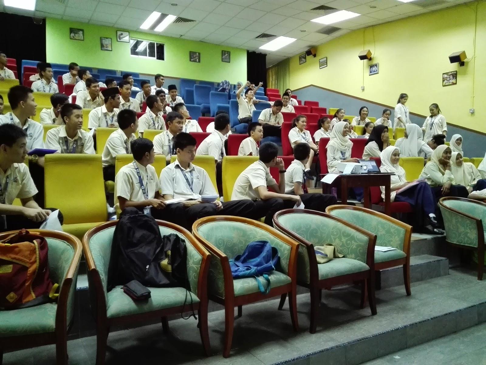 Program Motivasi Pecutan Akhir Pt3 Di Sekolah Sukan Bukit Jalil Motivator Pelajar Amir Hamidi