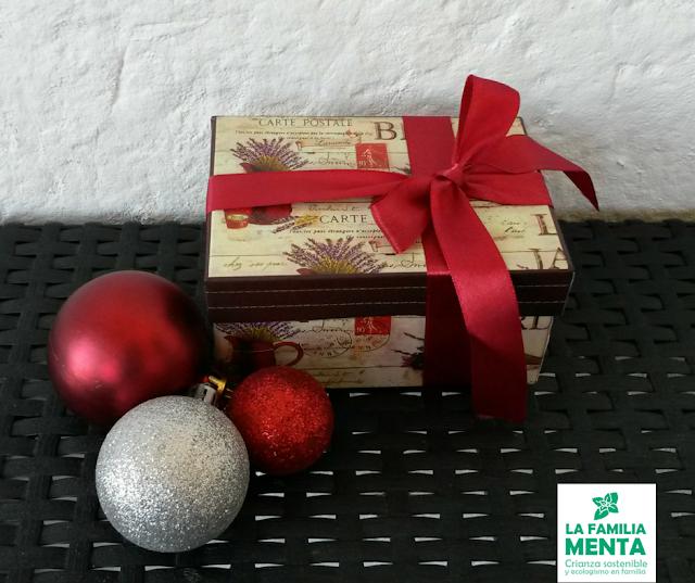 Una navidad (un poco más) sostenible III: Ideas para envolver regalos. Cajitas