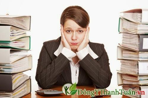 Thần kinh căng thẳng - Nguyên nhân gây đau dạ dày