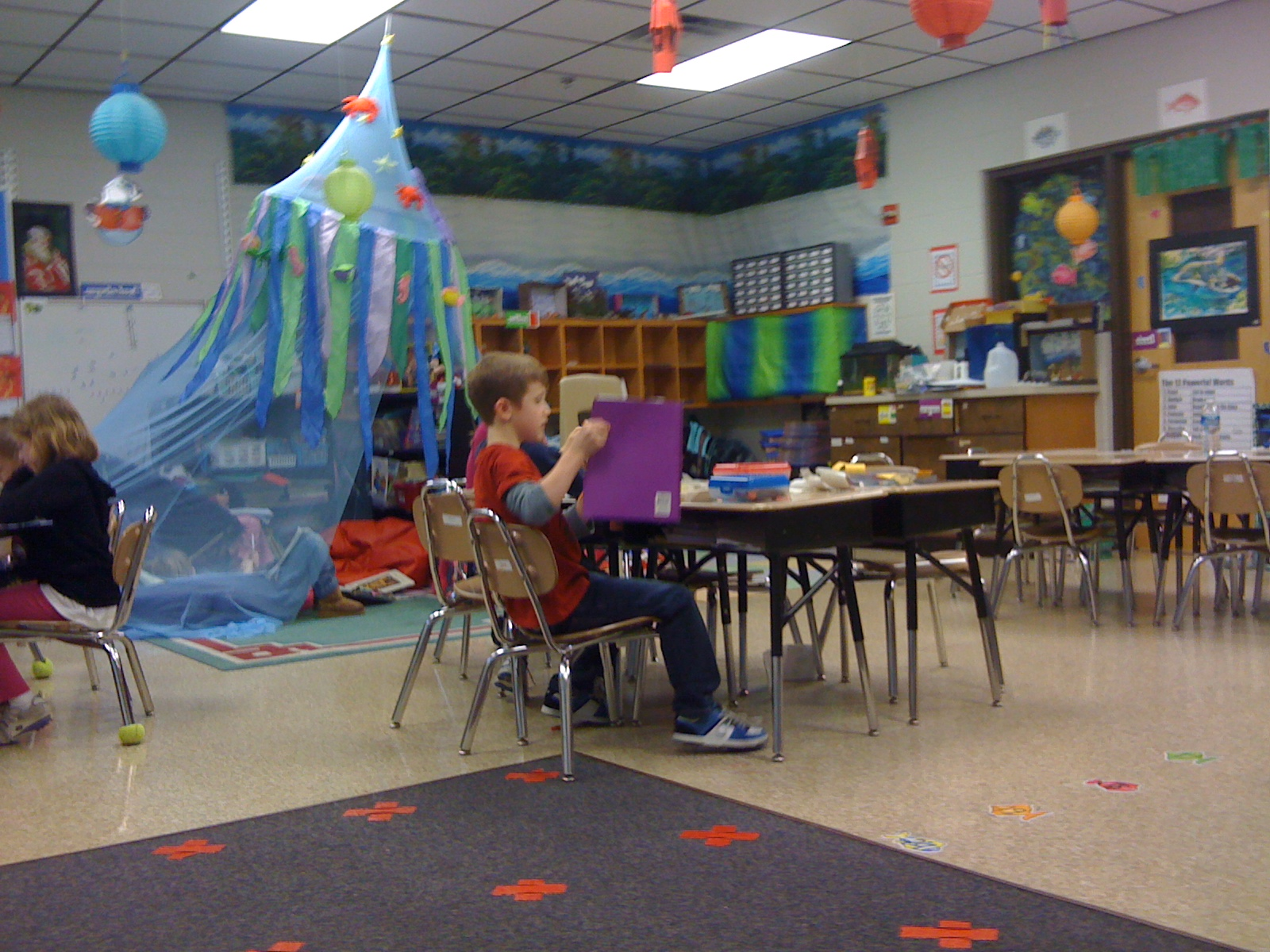 Teaching Happily Ever After Ocean Beach Themed Classroom 1st Grade In Photographs