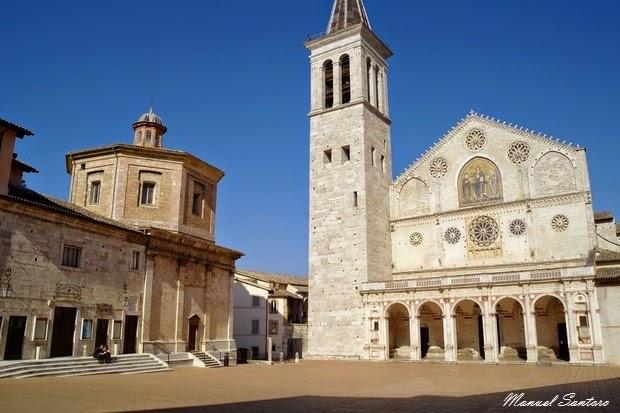 Spoleto, Duomo