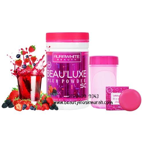 AuraWhite Beau'Luxe Plus Powder SC