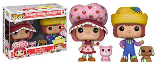 Pop! Animation: SSC & Huckleberry Pie 2-pack.