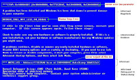 Penyebab  & Solusi Booting Window Gagal, Komputer Selalu Restart Ulang