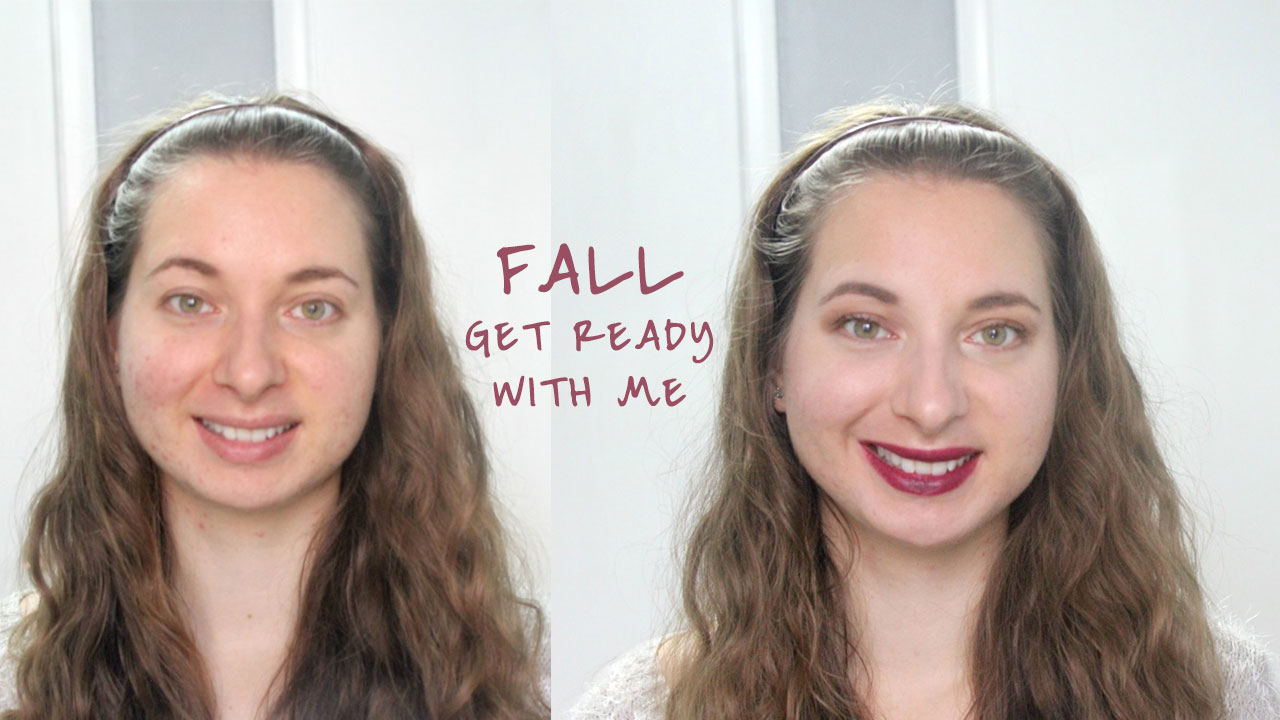 Get Ready With Me Fall Makeup