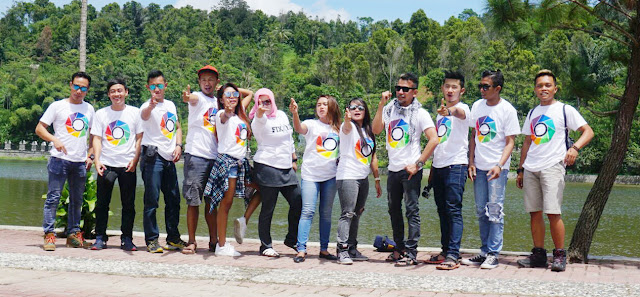 EO Outbound Gathering di Bandung