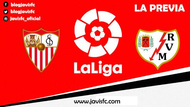 Previa Sevilla - Rayo Vallecano FC