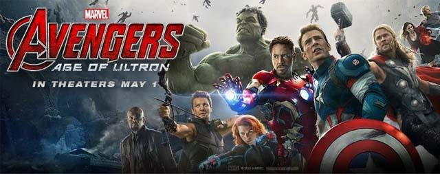 avengers age of ultron trailer cover poster