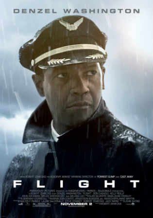 Flight 2012 BluRay 400MB Hindi Dubbed Dual Audio 480p Watch Online Full Movie Download bolly4u