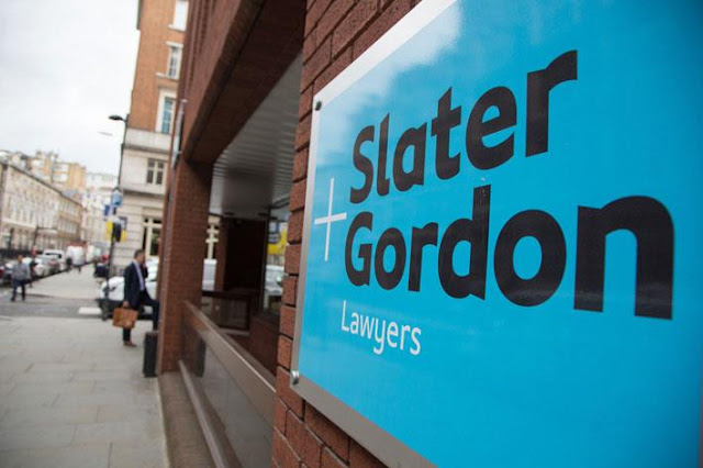 Slater and Gordon Personal Injury Claims Solicitors