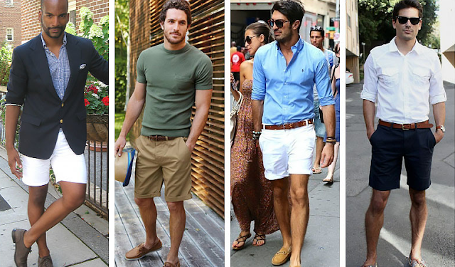 Smart Casual Shorts