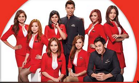 Image result for AIR ASIA CABIN CREW