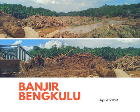 Banjir Bandang Bengkulu, Teringat akan Tanah Leluhur