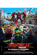 Lego Ninjago: La película (2017) BRRip 720p Latino AC3 5.1 / Español Castellano AC3 5.1 / ingles AC3 5.1 BDRip m720p