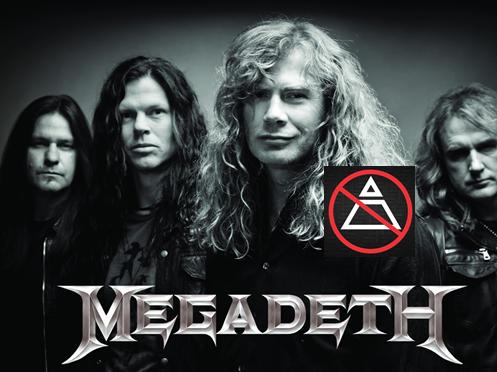 Las canciones Anti Nuevo Orden Mundial Illuminati de la banda Megadeth!! No todo es malo!