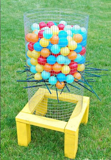DIY Backyard Ker-Plunk