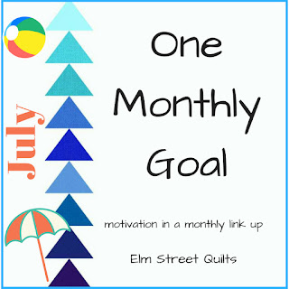 OMG July Goal finish link-up opens July 26!