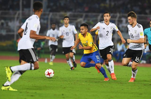 Horário de Brasil x Inglaterra pelo Mundial Sub - 17 em busca de uma vaga