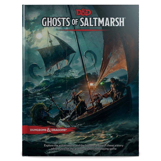 Aventura Ghosts of Saltmarsh