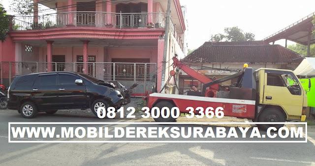 Jasa Derek Mobil Surabaya Barat