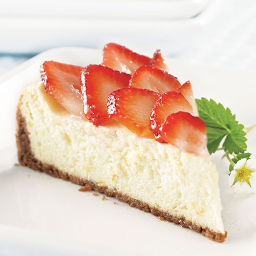 IC Friendly Recipes: Classic Cheesecake
