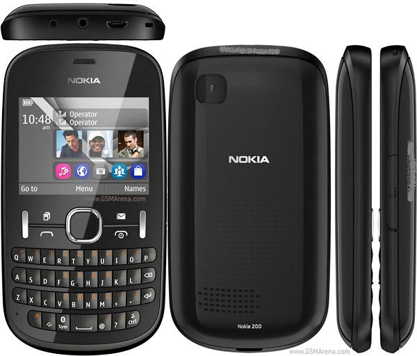 The Best Mobiles @ The Best Price: Nokia Asha 200 Graphite ...